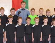 Команда Столинской гимназии стала первой на международном турнире по мини-футболу памяти Н.А. Ободовского