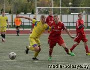 Детская команда «Лунинец» вышла в финал областного этапа  «Кубка Нации Данон»