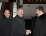 Лукашенко отправился на инаугурацию Порошенко