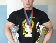 Михаил Брезин – серебряный призёр чемпионата Беларуси по бодибилдингу