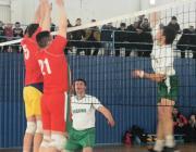 Команда «ДГЭМЗ» – чемпион Столинского района по волейболу