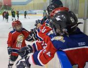 На ледовой арене «Олимп-2011» открылся детский хоккейный турнир