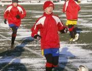 Юные футболисты со Столинщины приняли участие в международном турнире в Тарту