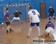Завершились игры группового этапа чемпионата Столина по мини-футболу