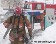 Плановые учения для спасателей РОЧС проходят на базе учреждений образования