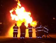 В Столинском районе за сутки при пожарах погибли четыре человека