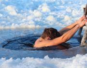 Крещение: где можно искупаться в проруби и распорядок богослужений