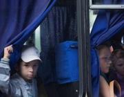 В Луганске похитили 60 детей-сирот из интерната
