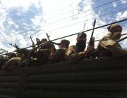 Чеченские боевики прибыли в Донбасс для помощи террористам «Донецкой народной республики»