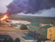 В Луганске 400 боевиков атакуют базу пограничников, есть раненые