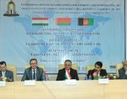 На бизнес-форуме «Беларусь-Таджикистан-Афганистан» подписано больше 20 документов