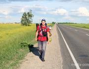 Как парень автостопом путешествует по Беларуси