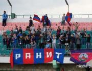 ФК «Гранит-Микашевичи» проводит встречу с болельщиками