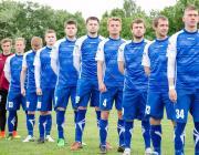ФК «Волна» потерпела поражение от «Неман-Агро»