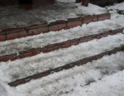 В Столинском районе женщина замёрзла на крыльце дома подруги