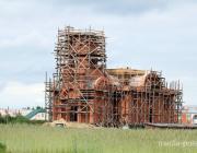 11 июня – престольный праздник у прихожан строящегося храма святителя Луки Крымского в Столине