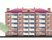 Квартиры в 5-этажном доме по ул. Красной в Лунинце от застройщика