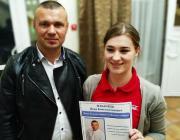 «Люди поднимают всё новые вопросы»: кандидат в депутаты Иван Ильючик встречается с избирателями