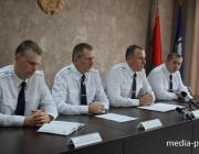 Пинский межрайонный отдел Следственного комитета – лучший в стране