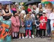 Фестиваль уличного творчества «Перекрёсток» открылся в Пинске