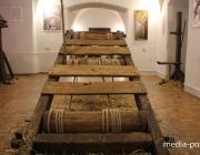 В Музее Белорусского Полесья можно увидеть средневековые орудия пыток