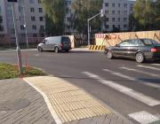 В Пинске установили «лежачие» светофоры