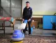 Профессиональная стирка ковров в Пинске