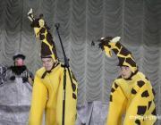 Особенный театр «Преодоление» показал премьерный спектакль в Пинске