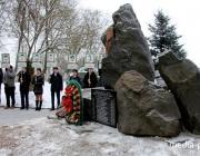 В Пинске почтили память воинов-афганцев