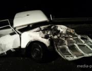 Подробности ДТП с участием милицейского автомобиля в Лунинецком районе