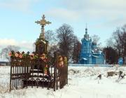 Здесь похоронен дворянин Качановский