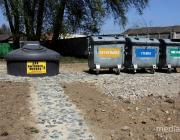 В Пинске экономят на вывозе мусора