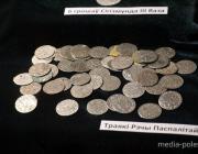 Хочешь увидеть древние монеты – приходи в пинский музей