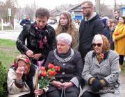 В Пинске вспомнили узников концлагерей