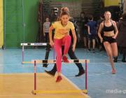 В Пинске открыли зал лёгкой атлетики
