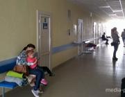 Поликлиника для детей и женщин открылась в Лунинце