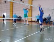 Стартовал ежегодный чемпионат района по волейболу