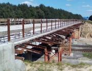 Реконструкция путепровода под Лунинцем отодвигается по срокам