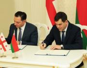 Беларусь и Грузия подписали соглашение об обмене секретной информацией