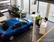 Продажи новых автомобилей в России снизились впервые за 3 года