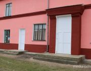 В Речице к выборам отремонтировали фасад Дома культуры