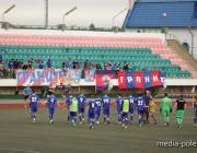 «Гранит» на своём поле обыграл ФК «Осиповичи» (видеообзор)