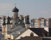 Рождественские богослужения в православных храмах Пинска