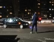 Два «Фольксвагена» не разъехались в Пинске
