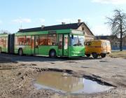 Ямы у железнодорожного переезда в Речице ликвидировали