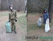 В «Неделе леса» на Лунинетчине приняли участие 870 человек