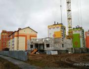 В строящемся возле «Дельфина» доме рассчитали стоимость жилья