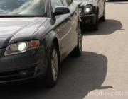 С 25 августа водители должны ехать с ближним светом фар