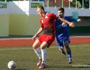 Плюс три очка: Волевая победа «Гранита» над «Локомотивом»