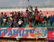 ФК «Гранит» открывает футбольный сезон на стадионе в Лунинце
